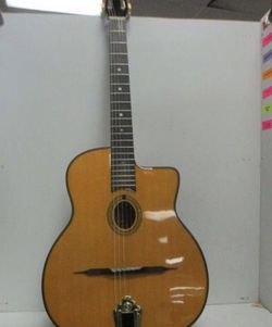 NEW Gitane Professional Gypsy Jazz Acoustic Guitar (Retall$999) Taking Offers Today Only! for Sale in Glendale,  AZ