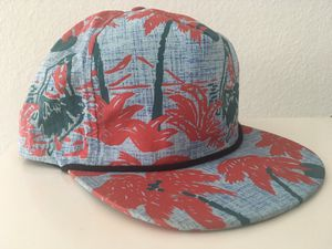Brixton Henshaw Luau Blue Snapback Hat Cap BRXTN for Sale in Los Angeles, CA