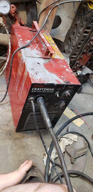 Craftsman mig welder for Sale in St. Petersburg, FL
