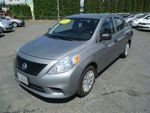 2014 Nissan Versa 1.6 S for Sale in Everett, WA