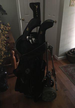 Golden bear ladies golf clubs for Sale in Springfield, VA