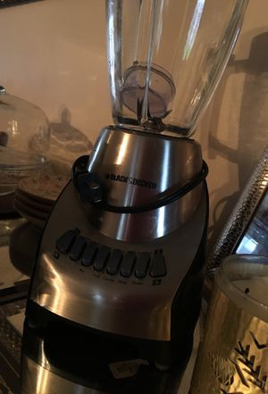 Free Black and decker blender (for parts) for Sale in Cheektowaga, NY