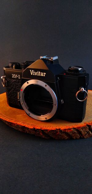 Vivitar XV-1 SLR 35mm Film Camera for Sale in Denton, TX