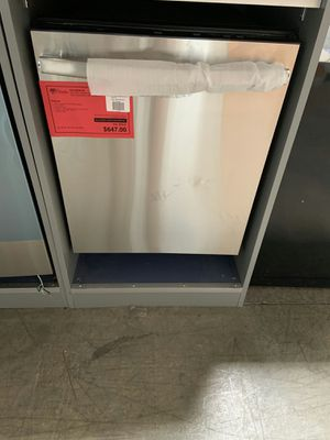 New GE Stainless Dishwasher On Sale 1yr Factory Warranty for Sale in Gilbert, AZ