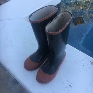 Rain boots Size 4 Women for Sale in Fallbrook, CA