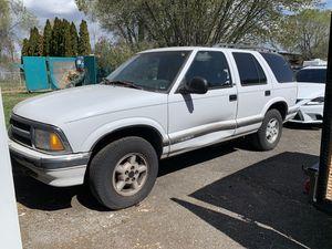 1998 Chevy blazer 4x4 for Sale in Randle, WA