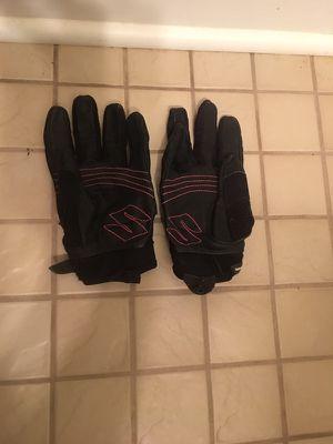 Icon Suzuki Motorcycle Gloves for Sale in Richmond, VA