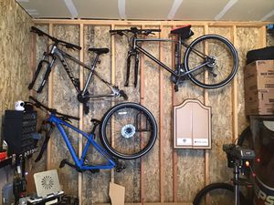 Like new mountain/street bikes. 2 Specialized 1Trek. All 3 for sell. Inquire for prices. for Sale in Sandy, UT