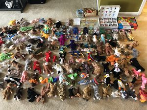 Huge Beanie Babies Lot for Sale in Crown Point, IN