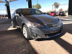 2012 Lexus IS250 for Sale in Phoenix, AZ