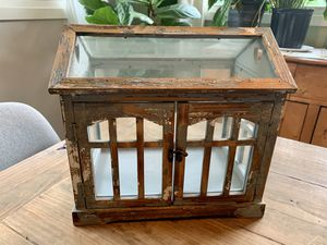 Chippy Rustic Decorative Greenhouse for Sale in Charlotte, NC