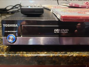Toshiba HD DVD Player HD-A2 With 24 High Definition Movies for Sale in Tacoma, WA