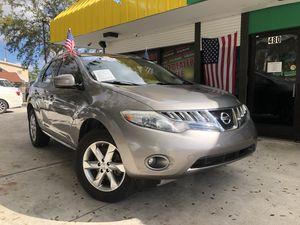 NISSAN MURANO 2009 SL 79K MILES EXCELLENT SUV/// FINANCIAMOS CON PASAPORTE SIN PAPELES SIN LICENCIA for Sale in Lake Worth, FL