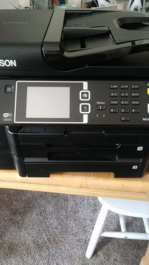 Epson we 3640 printer for Sale in Sandy, UT