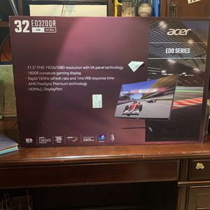"Brand New 32"" ACER Curved Gaming Monitor for Sale in Highland Park, IL"