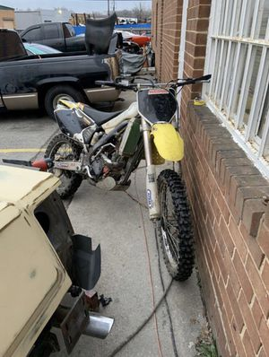 Rm 250 dirt bike for Sale in Oxon Hill, MD