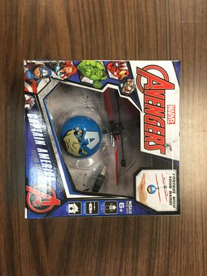 Marvel Avengers Captain America Flying UFO Ball for Sale in Laguna Niguel, CA