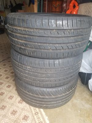 245/35ZR20 3 tires for Sale in Washington, DC