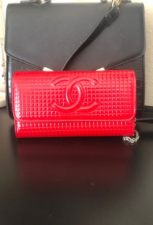 red chanel bag for Sale in Montclair, CA
