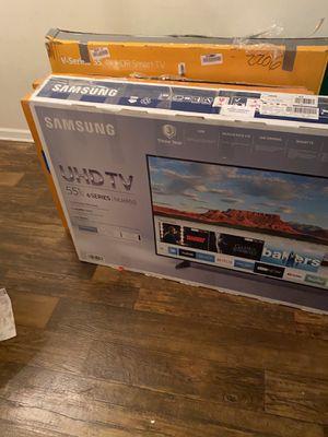 55 inch Samsung smart 4K tv for Sale in Atlanta, GA