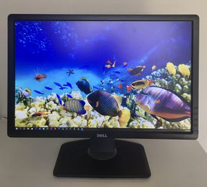 "Dell 24"" Wide Screen Computer Monitor Model P2412 for Sale in Frisco, TX"