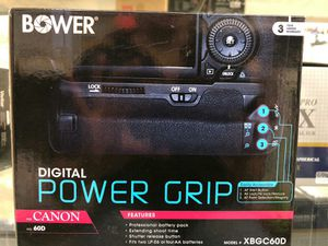 Bower Digital Power Grip for Canon for Sale in Fort Lauderdale, FL