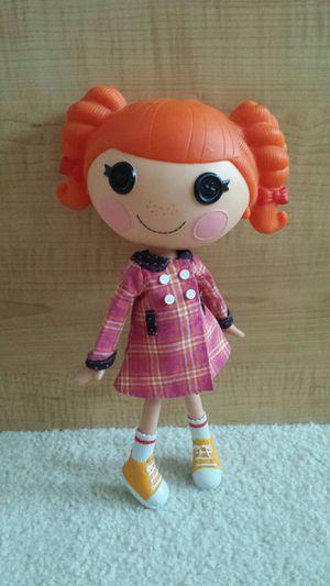 Lalaloopsy Peppy Pom Poms in Bea Spells A Lot's Dress - Full Size Doll for Sale in Saint Petersburg, FL
