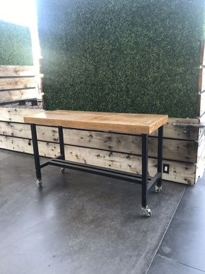 Table / work bench / outdoor furniture for Sale in Scottsdale, AZ