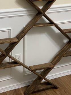 Pallet Wood Shelves for Sale in Mountlake Terrace,  WA