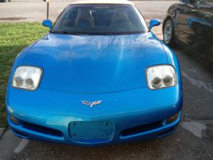 2000 Chevy Corvette convertible C4/ac for Sale in Davenport, FL
