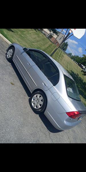 2002 Honda Civic manual trans for Sale in Lancaster, PA