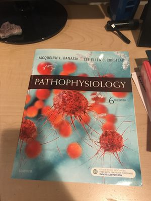 Pathophysiology textbook for Sale in Torrance, CA
