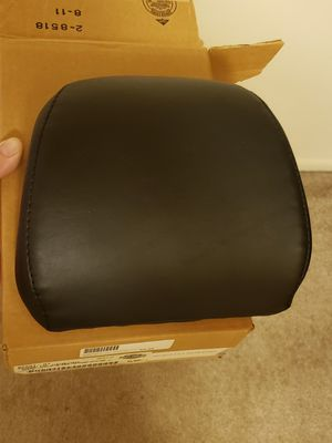 Harley Davidson Motorcycle Backrest Pad for Sale in Willoughby, OH