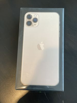 Apple iPhone 11 Pro Max 512gb unlocked for Sale in New York, NY