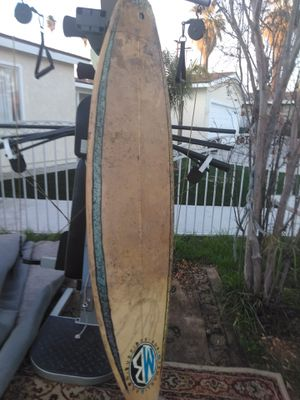 Michael baron vintage surfboard size 7 ft for Sale in Colton, CA