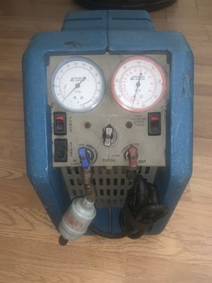 Promax RG5410hp freon recovery unit for Sale in Tampa, FL