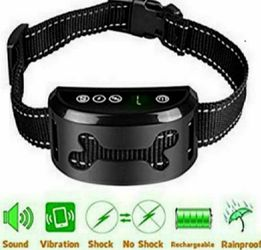 POP VIEW Bark Collar [New Version] Humanely Stops Barking for Sale in Fontana,  CA