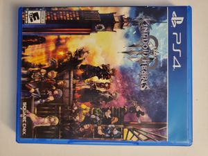 Kingdom hearts 3 for ps4 for Sale in Sandy, OR