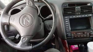 2001 Lexus GS300 runs good new coils new tune up. Tags paid needs smog no check engine light for Sale in Pomona, CA