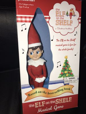 Elf on the Shelf New Electronic Gsme for Sale in Norristown, PA