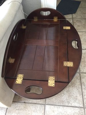 Butlers table/tray for Sale in Oakland, CA