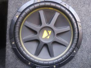 12 inch subwoofer for Sale in Visalia, CA