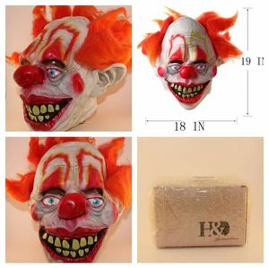 Scary Clown Mask - NEW for Sale in San Angelo, TX