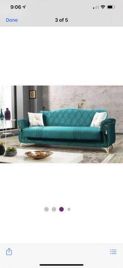 Bristol Sleeper Living Sofa for Sale in Acworth, GA