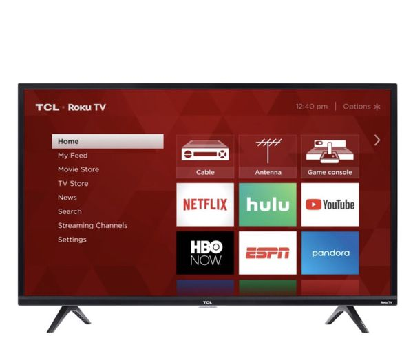 TCL Roku Tv 32 inches