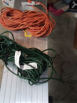 100 Foot Heavy Duty Extension Cords for Sale in Fort Myers,  FL