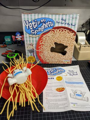 Yeti in my Spaghetti Game Kids for Sale in Hicksville, NY