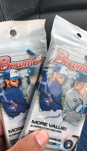 2020 Bowman Trading Cards for Sale in Aurora, OR