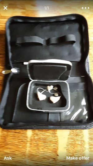 Some good person who can donate a pair hearing aids I'm poor so I need some help please for Sale in Manassas, VA