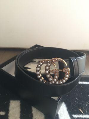 Gucci women's belt sz28-36 for Sale in Long Beach, CA